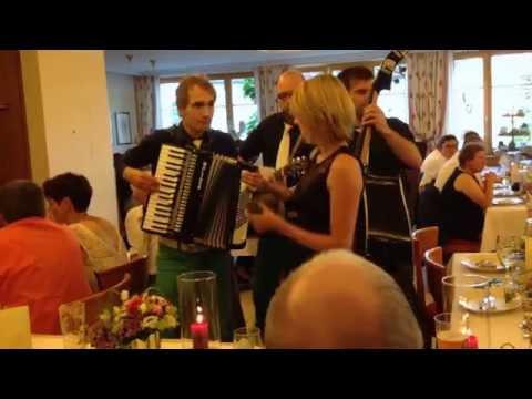 Perfect - Partyband Dirty tones auf Hochzeit akustik