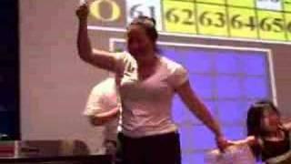 Kim Wins Grand Prize Bingo