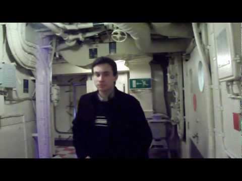 Frozen in History - Cameron's HMS Belfast Adventure Part 1/3