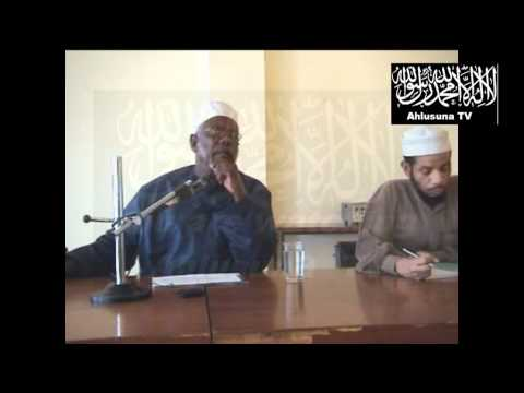 ADABU ZA WANA NDOA Prt 1  Sheikh Juma Amir wa Nairobi Kenya  By Ahmed Ahlusuna TV Mwanza tz