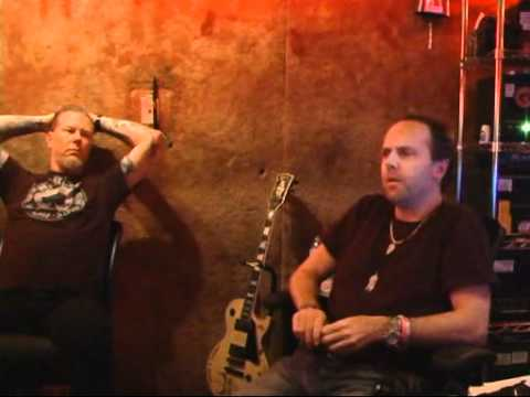[Full Movie] Metallica - Making Of Death Magnetic DVD 2008