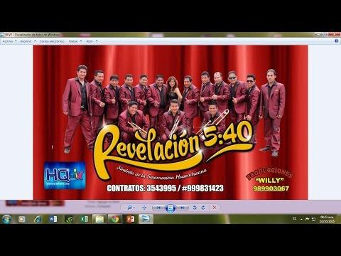 ANTIOQUIA 2014 REVELACIÓN 5:40 HUAROCHIRI