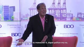 BDO supports a Progressive Philippines (Part 8)