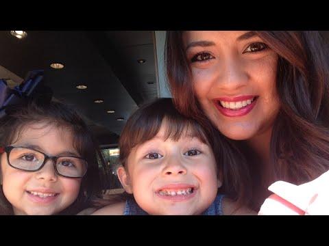 MOMMY & THE KIDS TAKE A TRIP TO STARBUCKS COFFEE