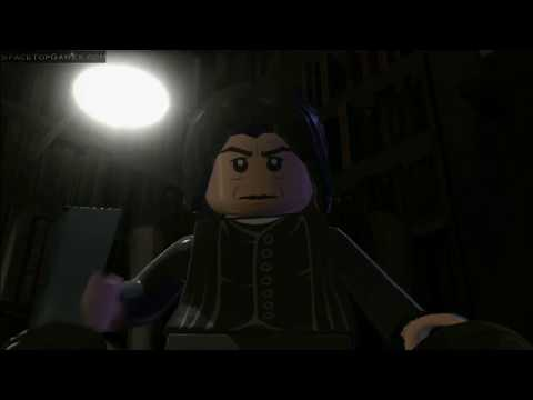 LEGO Harry Potter Years 5-7 Walkthrough Part 15 - Year 6 - Out of Retirement
