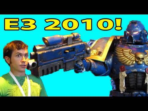 E3: 2010 (with Tobuscus)