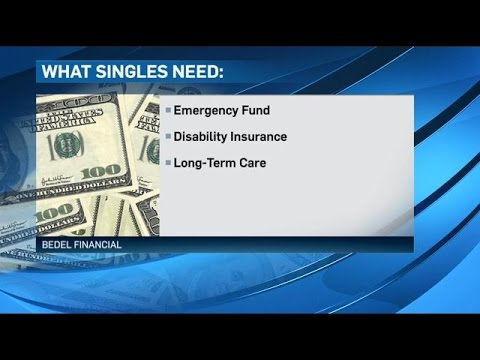 Your Money: Financial planning for singles