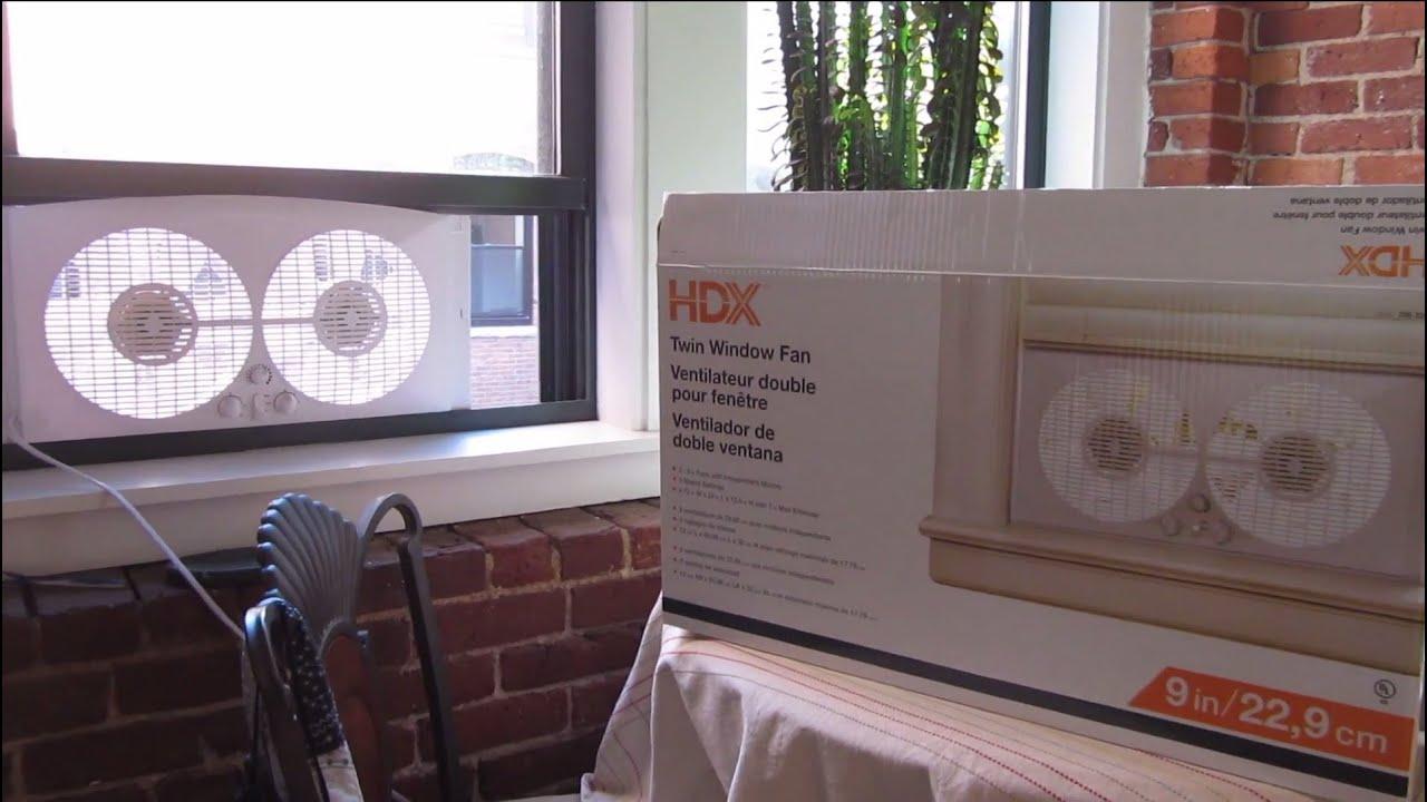 how to clean a sunbeam window fan