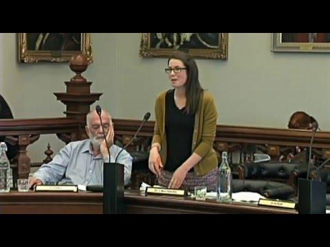 Dunedin City Council - Council Meeting - 14 December 2015
