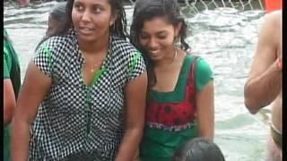 14082016 Krishna Pushkaralu2016 PATAALA GANGA MALLIKARJUNA GHAT Srisailam Public Bathing