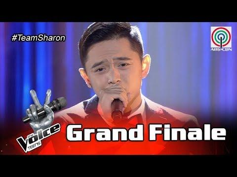 The Voice Teens Philippines Grand Finale: Jeremy Glinoga - Dahil Mahal Na Mahal Kita