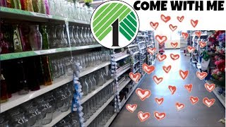 COME WITH ME TO DOLLAR TREE!!!