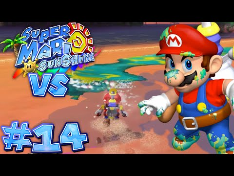 Super Mario Sunshine VS - Part 14