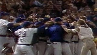1982 ALCS Gm5: Brewers advance to World Series