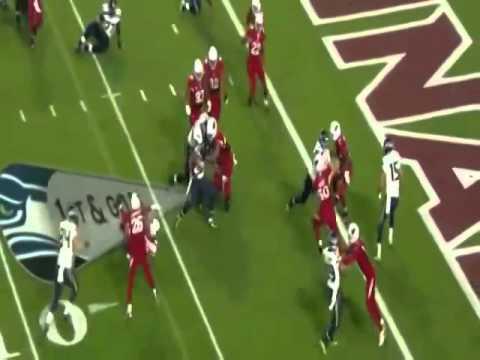 Arizona Cardinals vs Seattle Seahawks Highlights Week 16 NFL