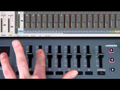 Novation // Launchkey: Controlling Logic Pro