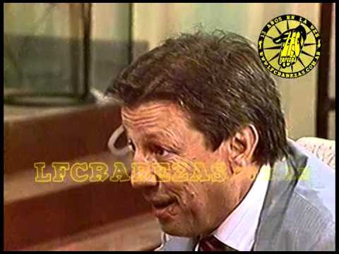 VICENTICO ENTREVISTA A HORACIO ACCAVALLO @ Rebelde sin pausa, ATC, Enero 1992