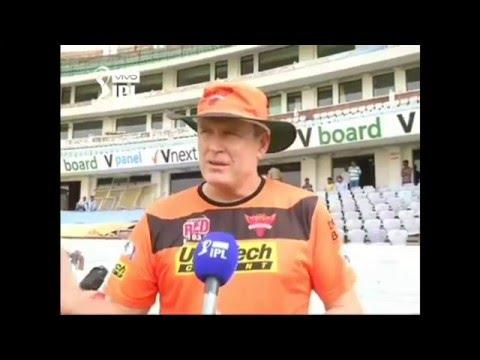Sunrisers Haydrabad coach Tom Moody on Mustafizur rahman