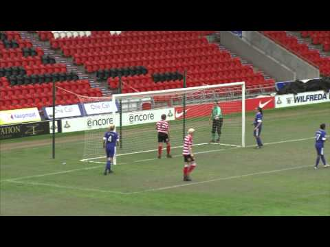Doncaster Belles vs Everton 1-3, Continental Cup