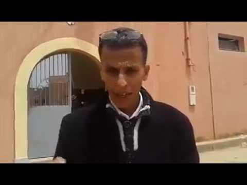 (فيديو) .. عضو جماعي يفتح النار على مديرية التجهيز والنقل بسيدي إفني ويتهمها بالاستهتار