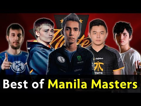 Best moments of Manila Masters 2017