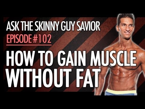 How Do You Gain Muscle WITHOUT Fat? (True or False Session)