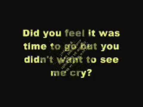 And It Feels Like Lyrics