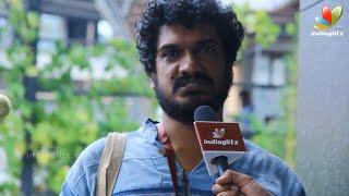 Interview with Sanalkumar Sasidharan - director of Oralpokkam | IFFK 2014