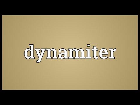 Header of dynamiter