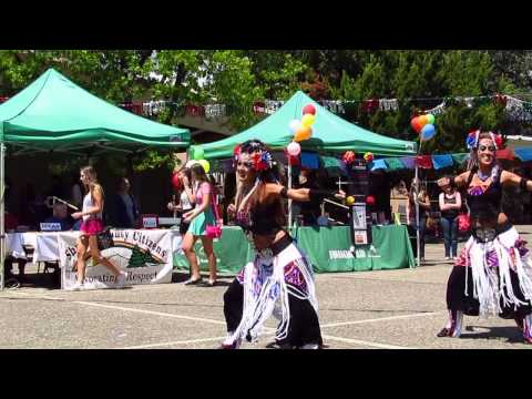 Cinco De Mayo at Shasta College - Redding, California