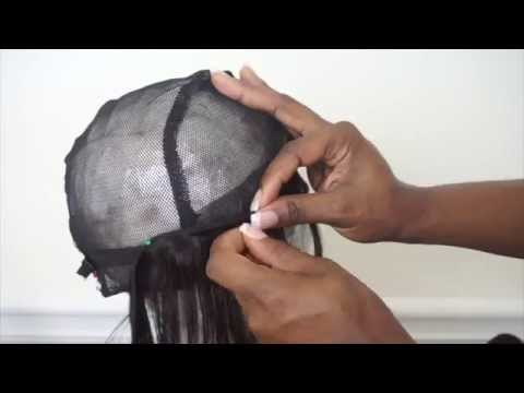 Versatile Sew-In Lace Closure Wig Tutorial   Part 1