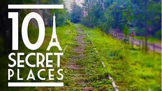 Top 10 Most SECRET Places in Paris