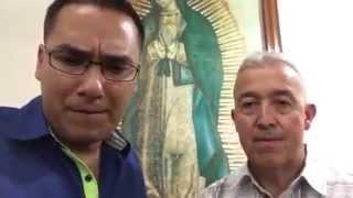 SALUDOS DEL HNO HECTOR GARCIA Y GUILLERMO VALENCIA A RUBEN GARCIA