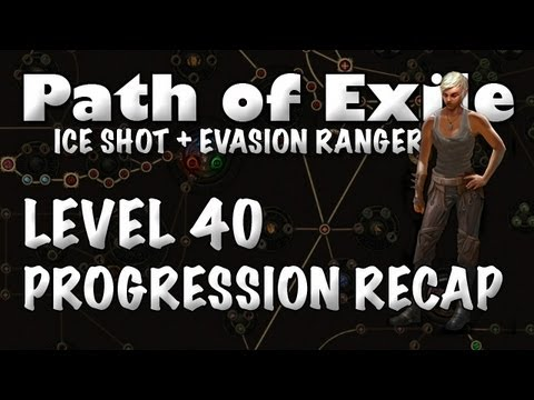 Ranger Path Of Exile Ranger Levelling Build