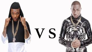 WIZKID vs DAVIDO [ The Ultimate Clash Mixtape ]