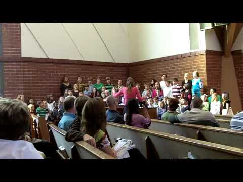 St Peter Lutheran School Choir