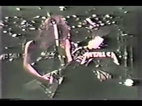 Metallica - Seek&Destroy (With Dave Mustaine) - Live 1983