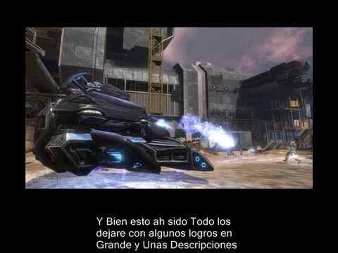 Halo Reach Logros Revelado By BungieLista Completa de Los Logros en La Descripcion