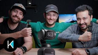 DJI Osmo Pocket GIVEAWAY and FIRST LOOK with Armando Ferreira and Jeven Dovey