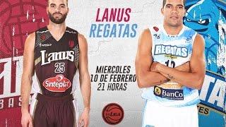 Ланус : Регатас Корриентес