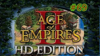 #69 Stark verteidigt   Let's Play Age of Empires 2 HD Edition
