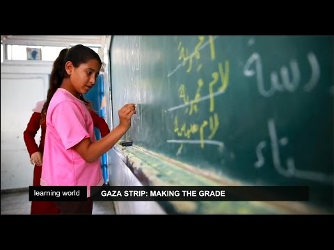 Catching up on education: UN's Summer Learning Program in Gaza (Learning World: S5E45, 2/3)