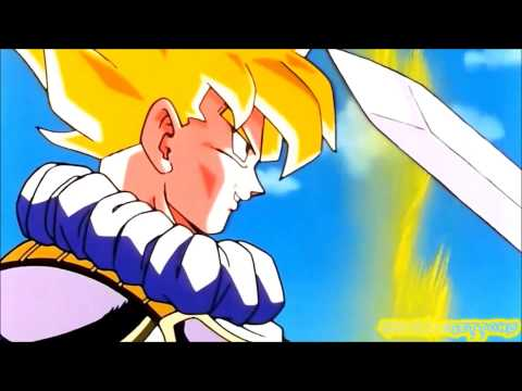 Future Trunks Vs Goku [full Hd] - Dublado video