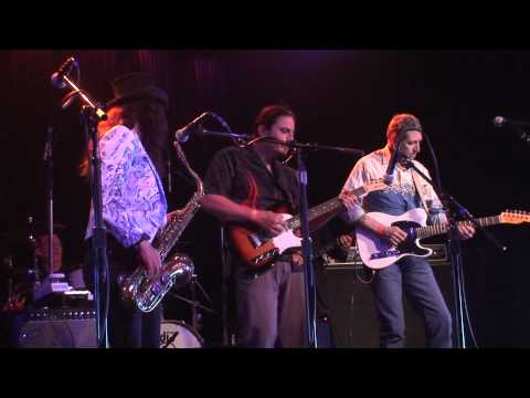 Silvia Cicardini Band plays BB King at Nitro Tribute at Slims