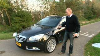 Rij impressie ( road test ) Opel Insignia Sports Tourer