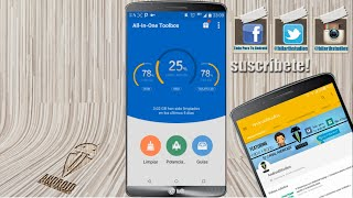 ►Acelera y optimiza tu android al 100% con una sola app – AndroidStudios