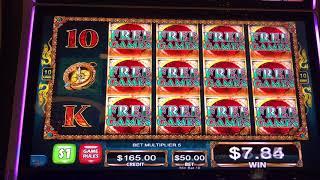 Sky Rider $1 Denom $50/spin - High Limit - Free Games