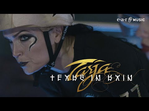 "Tarja ""Tears In Rain"" Official Music Video - Album ""In The Raw"" out August 30th"