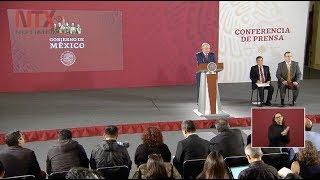 Conferencia de Prensa AMLO, 22 julio 2019