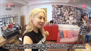 [ENG SUB] 150612 SNSD Hyoyeon's 'One Million Like' – Episode 1